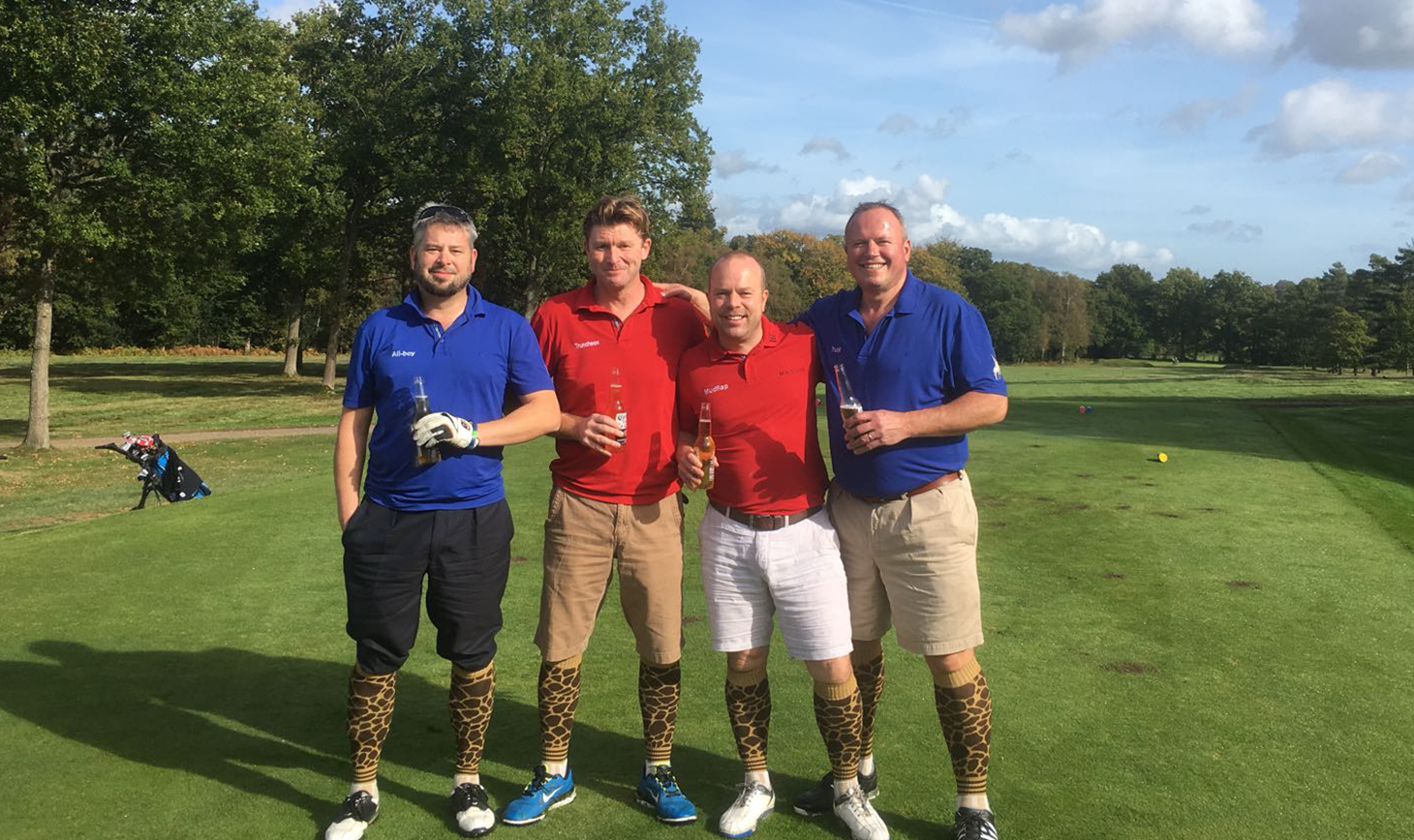RGS Professionals Charity Golf Day 2018